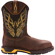 Ariat Men's Workhog XT Firebird Composite Toe Western Work Boots