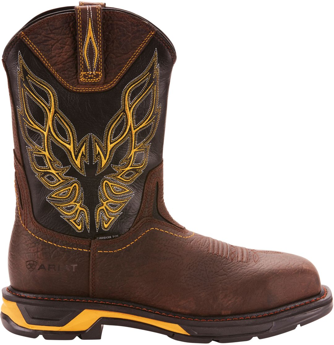 ARIAT Mens Work Western Boot
