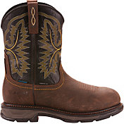 Ariat Men's Workhog XT Waterproof Composite Toe Western Work Boots