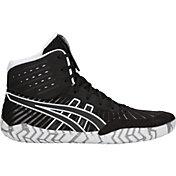 premium selection bf82f d5a5b Product Image · ASICS Men s Aggressor 4 Wrestling Shoes. Black  ...