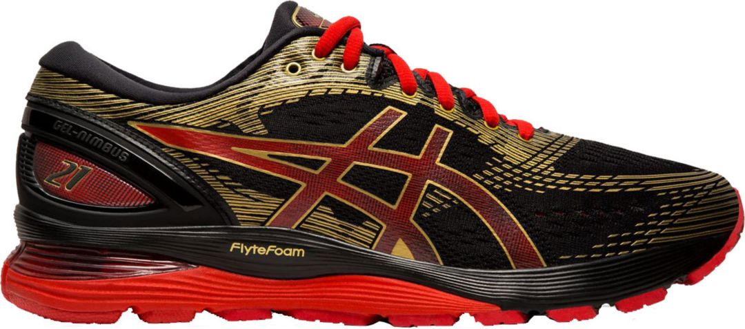 622d4a8adc1 ASICS Men's Gel-Nimbus 21 Running Shoes