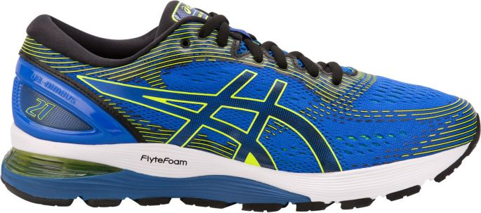 Asics is Using Nanofibers to Make Your Running Shoes More