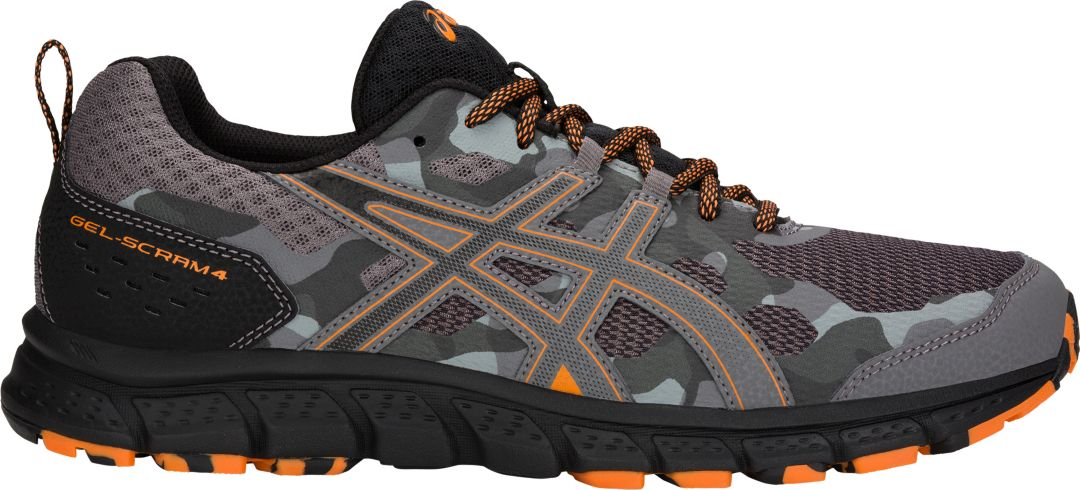 save off 7b055 92cab ASICS Men's GEL-Scram 4 Trail Running Shoes