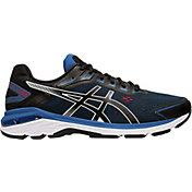 ASICS Men's GT 2000 7 Running Shoes in Black/Black