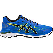 ASICS Men's GT 2000 7 Running Shoes in Blue/Black