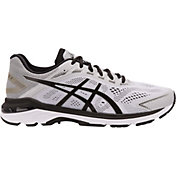 ASICS Men's GT 2000 7 Running Shoes in Grey/Black