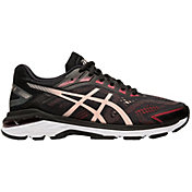 ASICS Women's GT 2000 7 Running Shoes in Black/Breeze