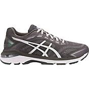 ASICS Women's GT 2000 7 Running Shoes in Dark Grey/White