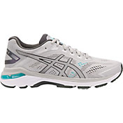 ASICS Women's GT 2000 7 Running Shoes in Grey/Dark Grey