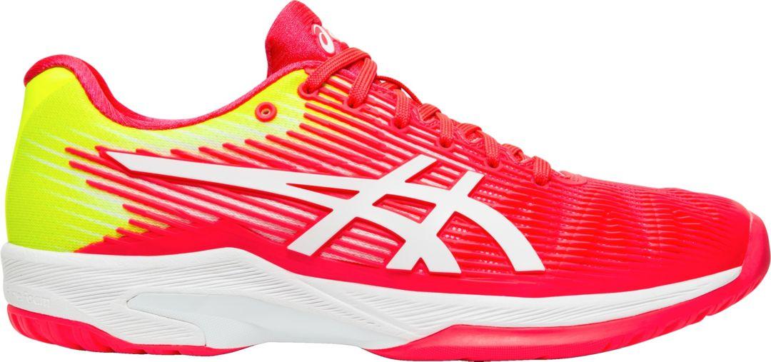 Royaume-Uni disponibilité b189f 897d8 ASICS Women's Solution Speed FF Tennis Shoes