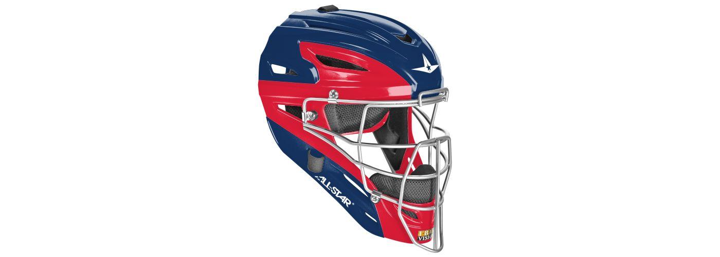 All-Star Adult S7 MVP2500 Series Custom Catcher's Helmet