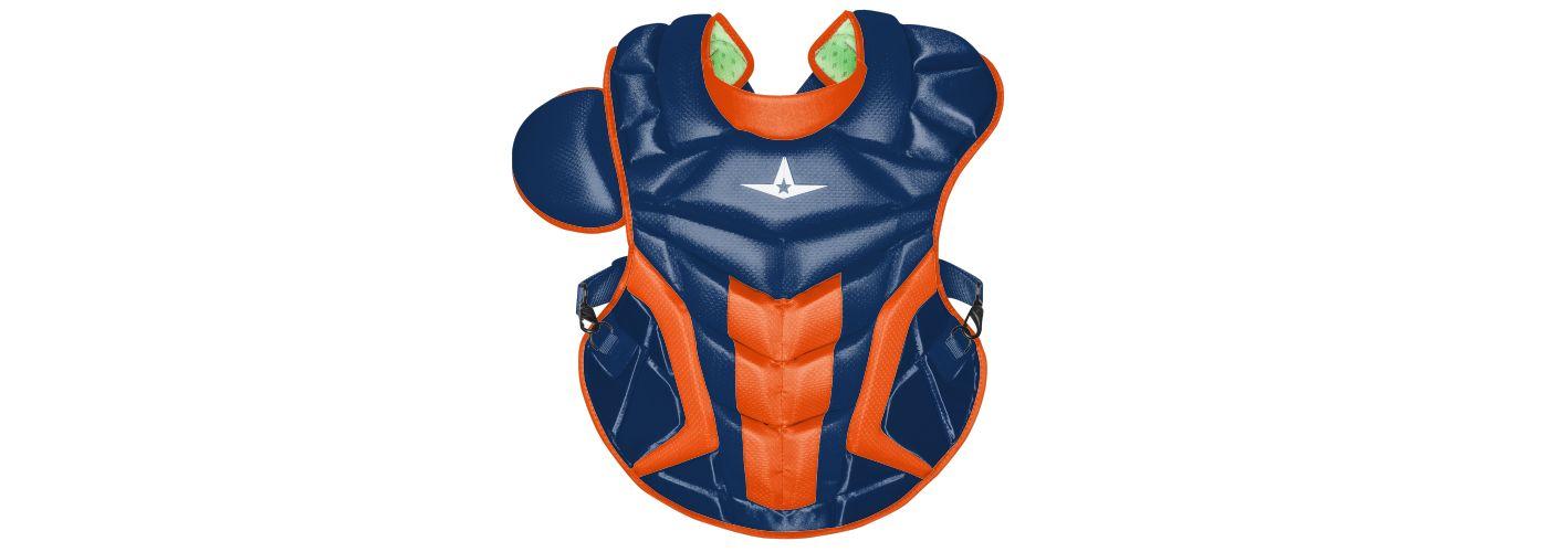 All-Star Adult 16.5'' S7 AXIS Custom Chest Protector