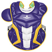 All-Star Adult 16.5'' S7 AXIS Embroidered Custom Chest Protector