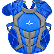 All-Star Adult NOCSAE Commotio Cordis 16.5'' S7 AXIS Chest Protector