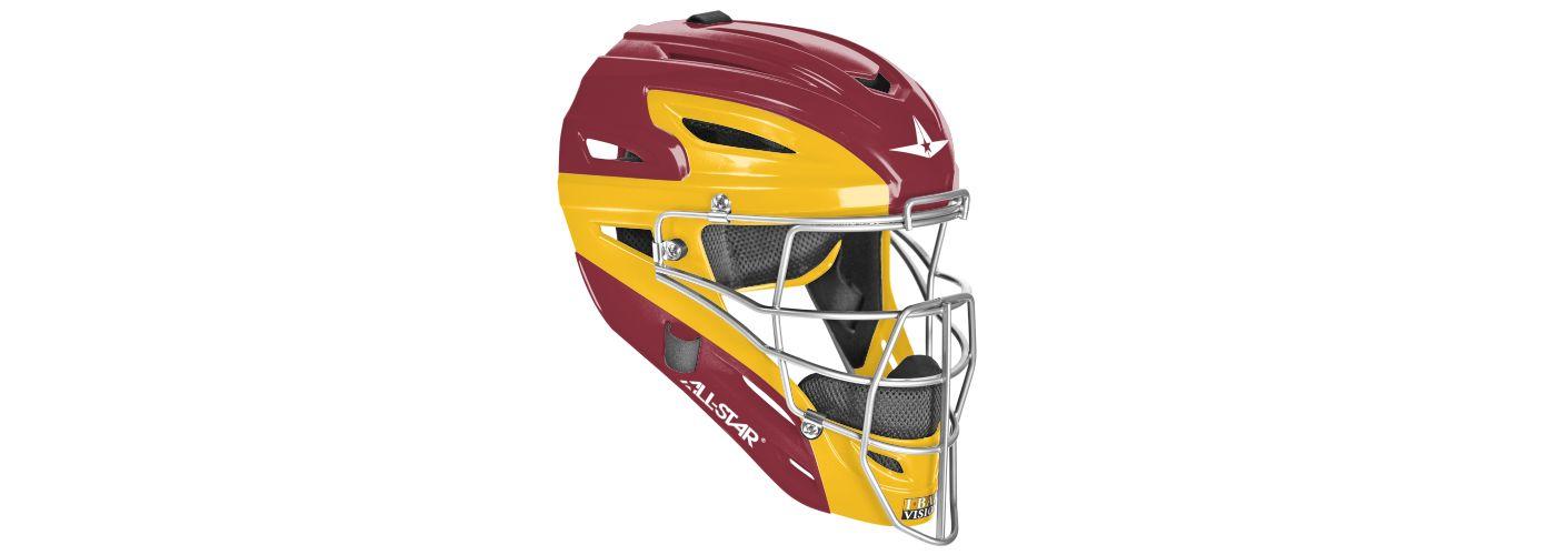 All-Star Youth S7 MVP2500 Series Custom Catcher's Helmet