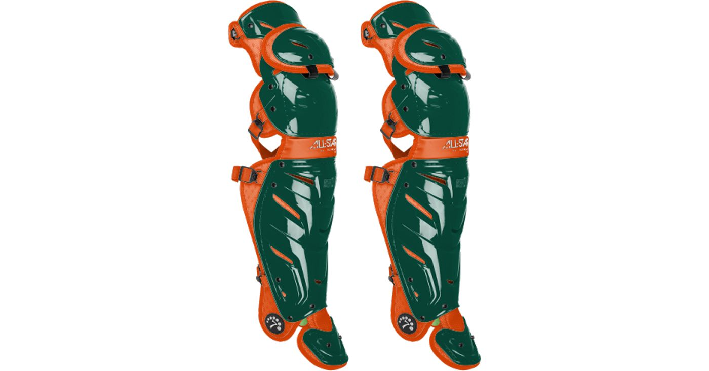 All-Star Youth 13.5'' S7 AXIS Custom Leg Guards