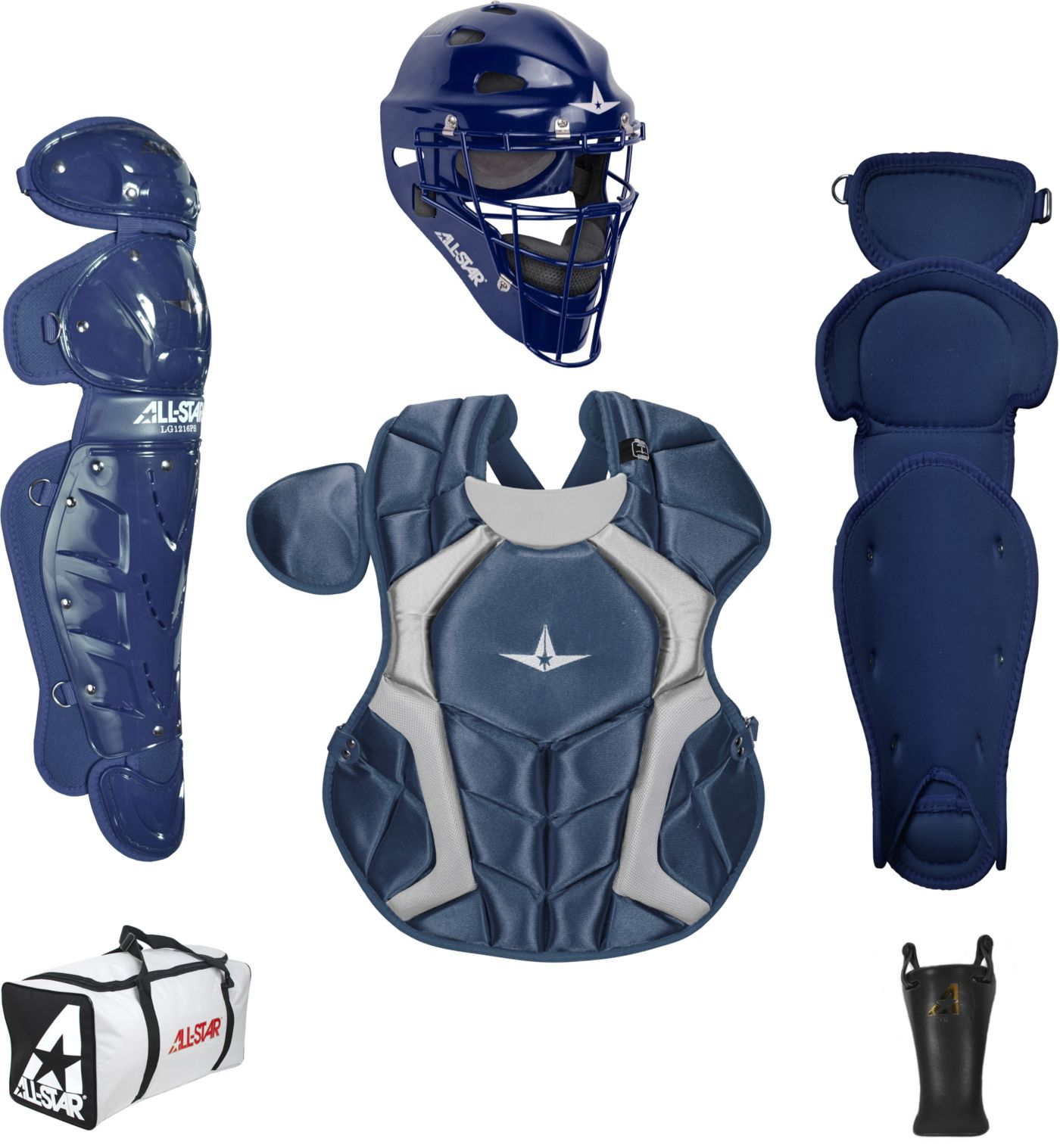 All-Star Youth Player Series Catcher's Set