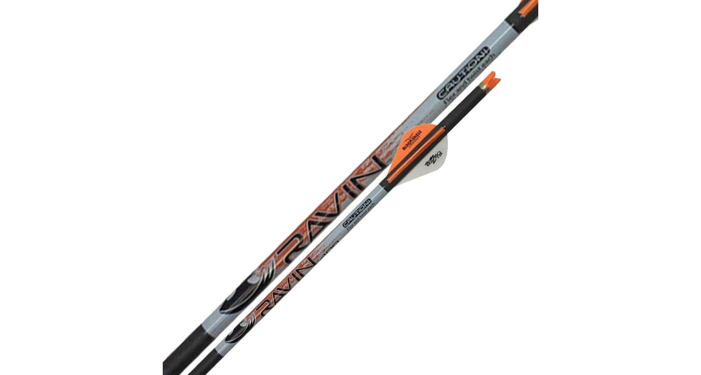 "Ravin Crossbows 20"" Carbon Crossbow Bolt – 6 Pack"