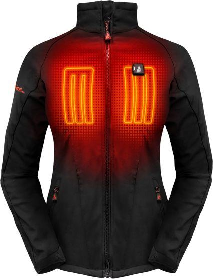 Womens Heated Clothing >> Actionheat Women S 5v Battery Heated Jacket