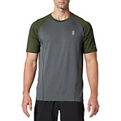 SECOND SKIN Men's Training Colorblock T-Shirt