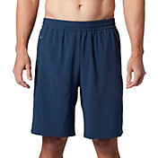 SECOND SKIN Men's Training Woven Brief Shorts