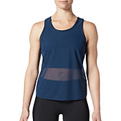 SECOND SKIN Women's Mesh Training Tank Top