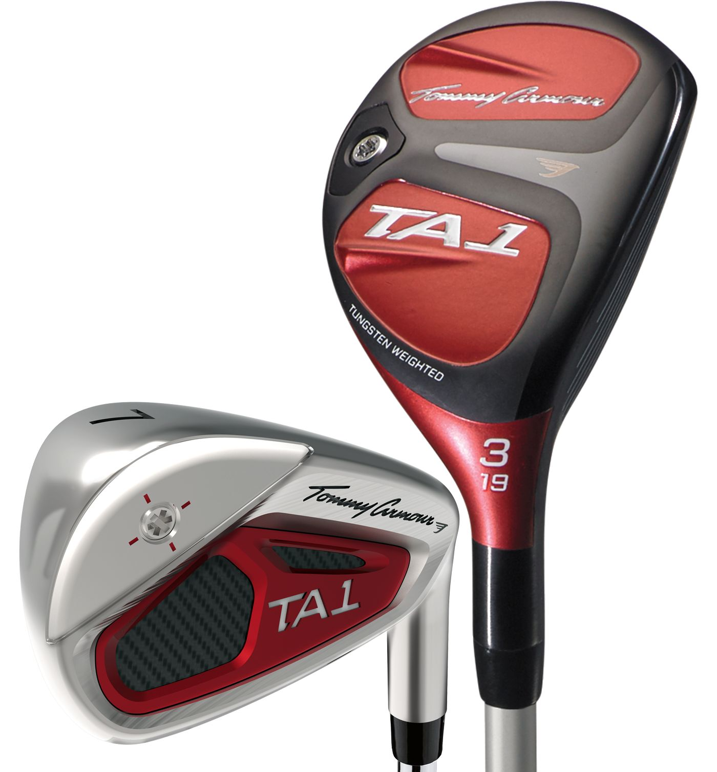 Tommy Armour TA1 Hybrid/Irons – (Graphite)