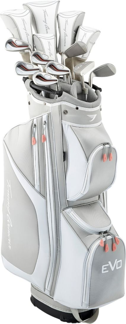 Tommy Armour Women's EVO 18-Piece Complete Set – (Graphite)