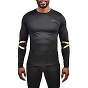 CopperFit Men's Long Sleeve Compression Tee