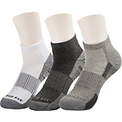 Copper Fit Women's Knit Ankle Socks 3 Pack