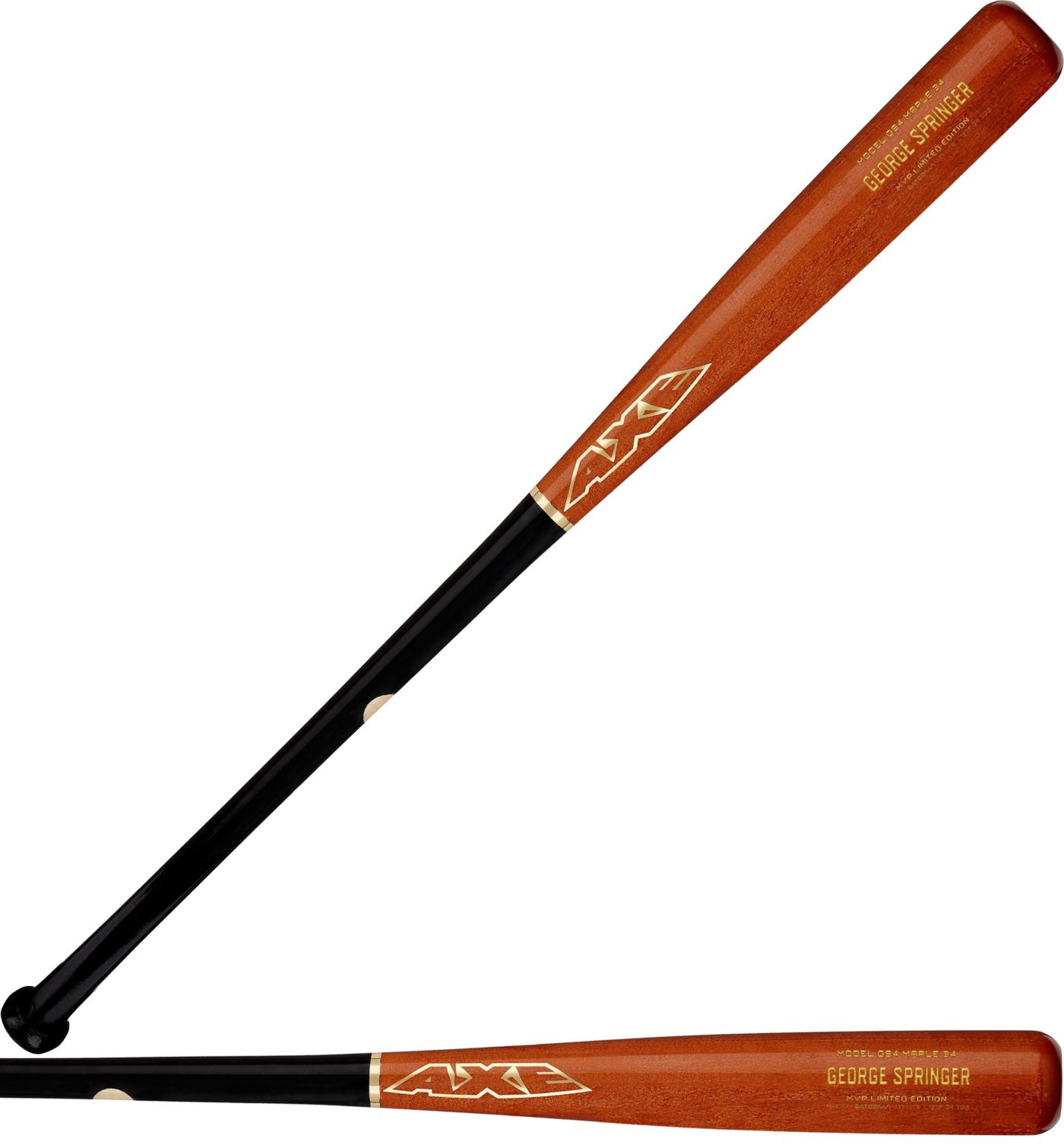 Axe Pro GS4 George Springer MVP Edition Maple Bat 2019