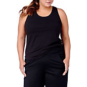 Rainbeau Curves Women's Plus Size Lagoa Tank Top