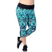 Rainbeau Curves Women's Plus Size Aliza Capris