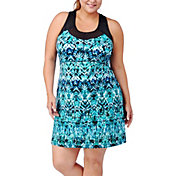 Rainbeau Curves Women's Plus Size Isabella Print Dress