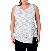 Rainbeau Curves Women's Plus Size Silver Lake Tunic
