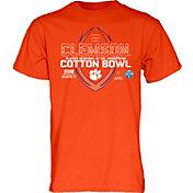 Blue 84 Men's 2018 College Football Playoff Goodyear Cotton Bowl Bound Clemson Tigers T-Shirt