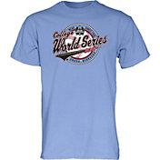 Blue 84 Men's 2018 College World Series Logo T-Shirt