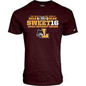 Blue 84 Men's Loyola Chicago Ramblers 2018 NCAA Sweet 16 Basketball T-Shirt