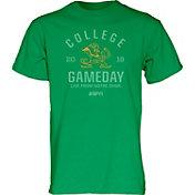 Blue 84 Men's Notre Dame Fighting Irish Green ESPN College Gameday T-Shirt