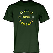 Blue 84 Men's Oregon Ducks Green ESPN College Gameday T-Shirt