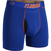 2UNDR Men's Florida Gators Blue Swing Boxer Briefs