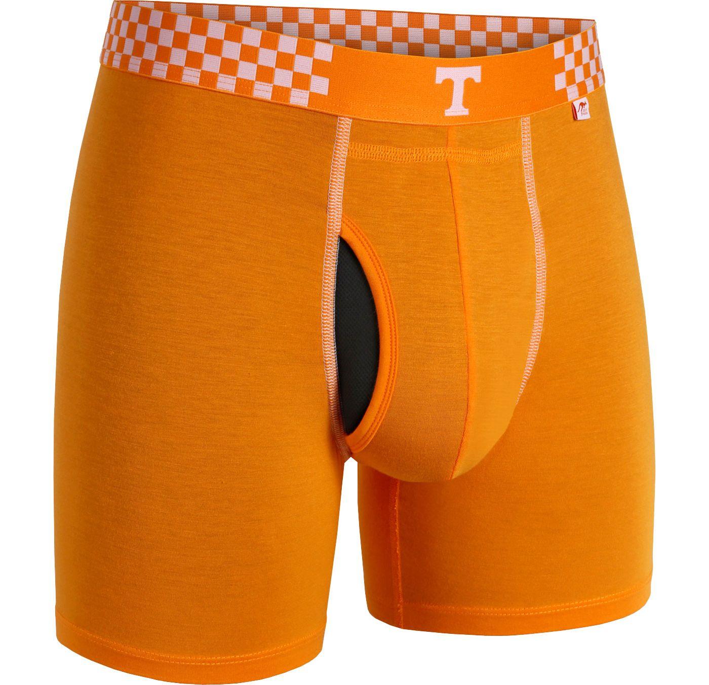 2UNDR Men's Tennessee Volunteers Tennessee Orange Swing Boxer Briefs