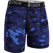 2UNDR Men's Swing Shift 9'' Boxer Briefs