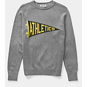 Hillflint Men's Oakland Athletics Pennant Sweater