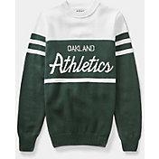 Hillflint Men's Oakland Athletics Tailgate Sweater