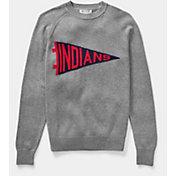 Hillflint Men's Cleveland Indians Pennant Sweater