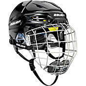 Bauer Senior RE-AKT 95 Ice Hockey Helmet Combo