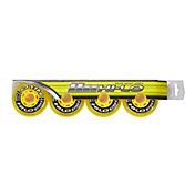 Bauer HI-LO Street 76MM Roller Hockey Wheels – 4 Pack