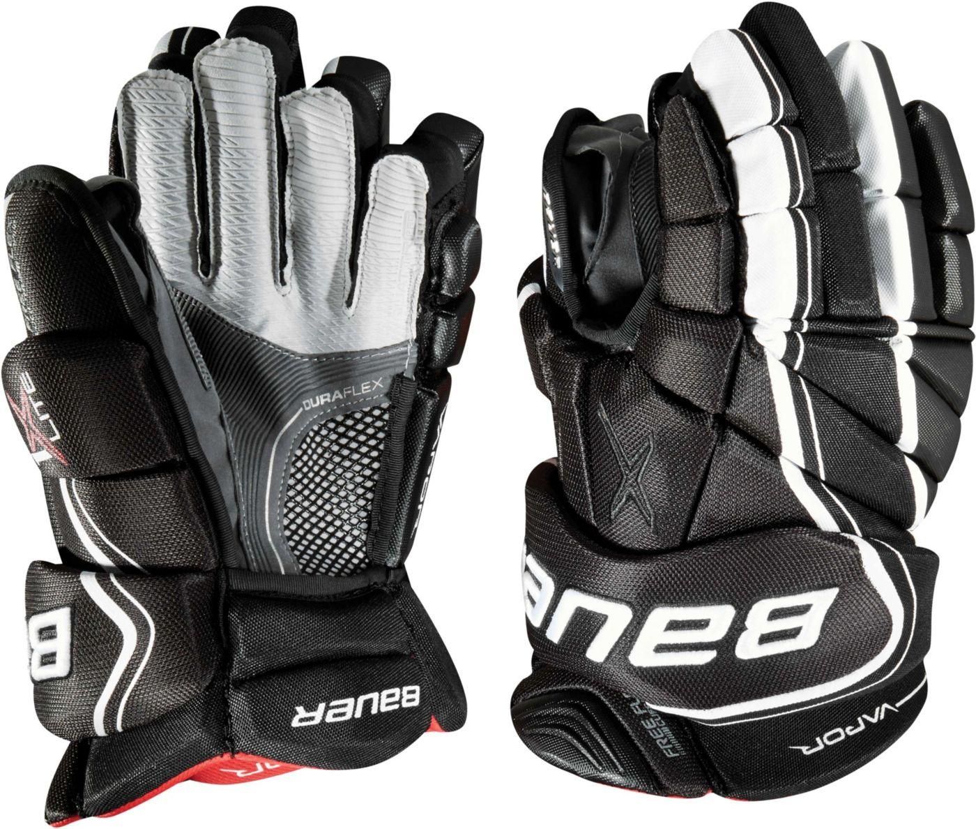 Bauer Junior VAPOR 1X LITE Ice Hockey Gloves