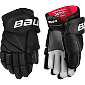 Bauer Junior Vapor X800 LITE Ice Hockey Gloves
